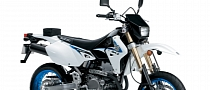 2013 Suzuki DR-Z400SM, the Supermotard City Slicer