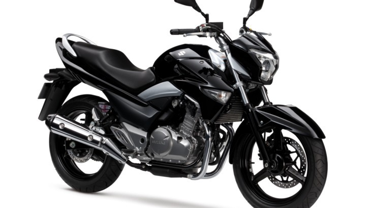 2013 Suzuki GW250, a Light, Naked Bike for the US