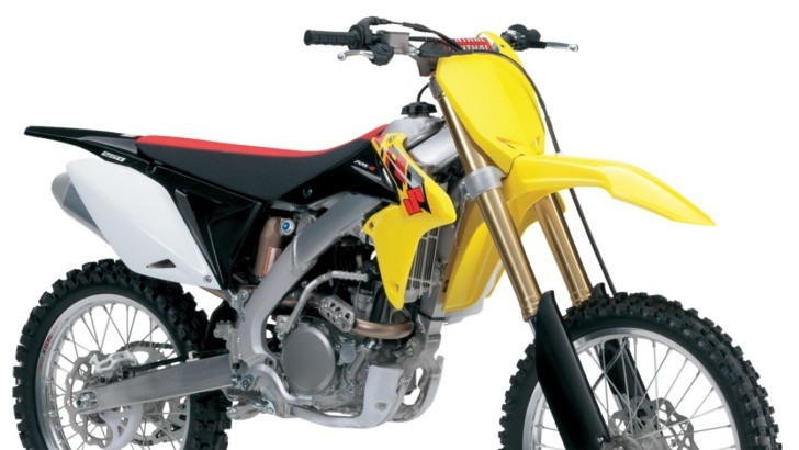 2013 Suzuki RM-Z250, An Updated Champ's Bike