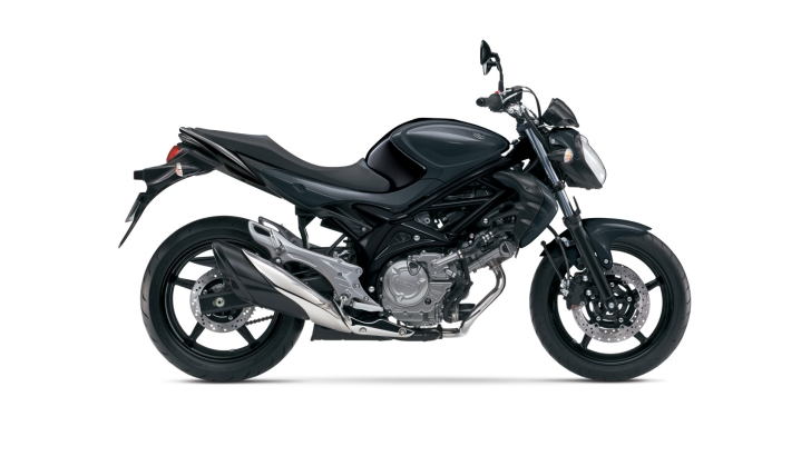 2013 Suzuki SVF 650 Shows Up, US Pricing Announced