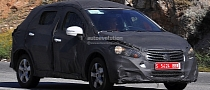 2013 Suzuki SX4 Spotted Again, Reveals Fresh Details