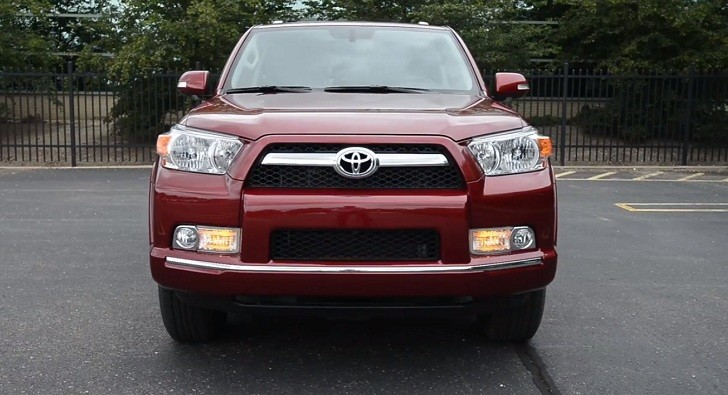 2013 Toyota 4Runner Walkaround and POV Test Drive [Video]