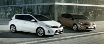 2013 Toyota Auris Hybrid First Commercial Released [Video]