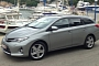 2013 Toyota Auris Touring Sports Launching in Majorca [Photo Gallery]