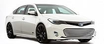 2013 Toyota Avalon HV Edition Unveiled for SEMA [Photo Gallery]