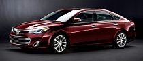 2013 Toyota Avalon Revealed in New York [Photo Gallery] [Video]