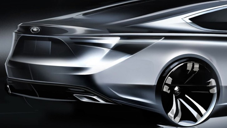 2013 Toyota Avalon Teased ahead of New York Debut