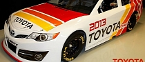 2013 Toyota Camry NASCAR Race Car Unveiled [Photo Gallery]