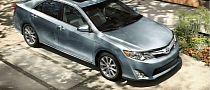 2013 Toyota Camry US Pricing and Changes