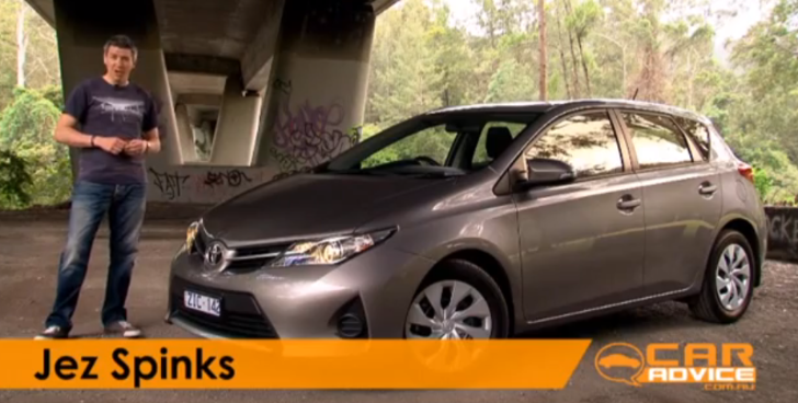 2013 Toyota Corolla (Auris) Australia Review by CarAdvice [Video]