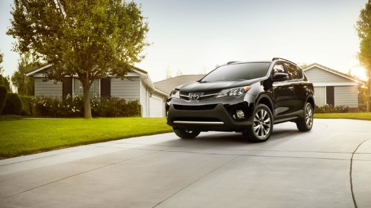 2013 Toyota RAV4 Limited AWD Reviewed