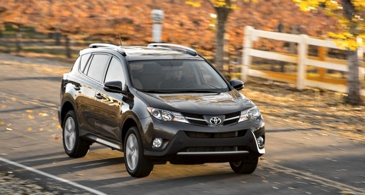 2013 Toyota RAV4 on Sale Date and Pricing Announced [Photo Gallery]