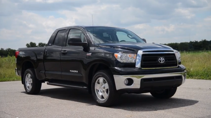 2013 Toyota Tundra Walkaround [Video]