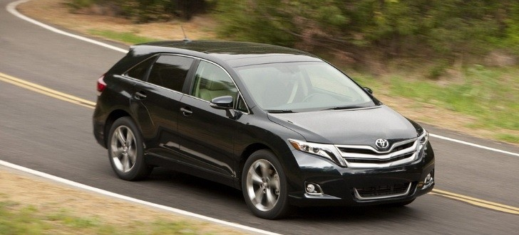 2013 Toyota Venza Facelift Unveiled [Photo Gallery]