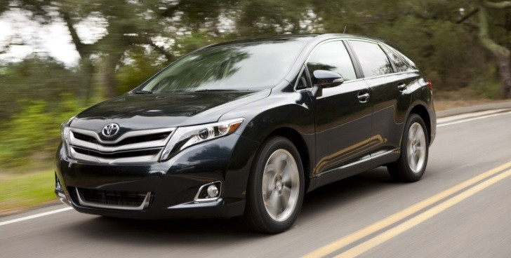 2013 Toyota Venza Pricing Announced [Photo Gallery]