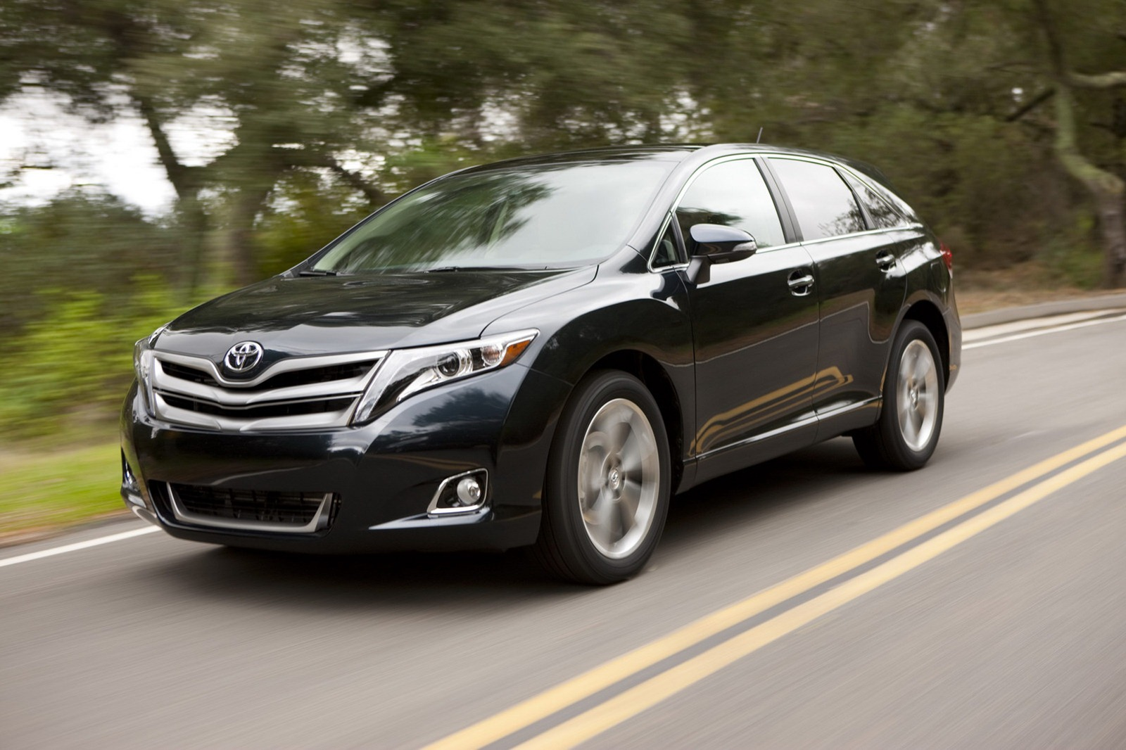 2015 Toyota Highlander Xle >> 2013 Toyota Venza Pricing Announced - autoevolution