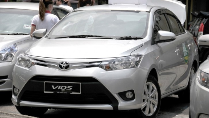 2013 Toyota Vios Exposed in Spot & Snap Cruisers Programme [Photo Gallery]