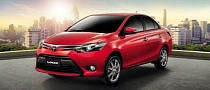 2013 Toyota Vios Official Photos