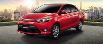 2013 Toyota Vios Officially Unveiled in Thailand [Video] [Photo Gallery]
