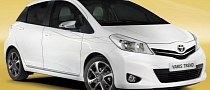 2013 Toyota Yaris Trend Edition to Debut in Paris