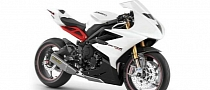 2013 Triumph Daytona 675 Factory Kit Is Not the Cheapest Xmas Present