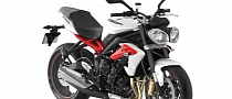 2013 Triumph Speed Triple Models Steer Better [Photo Gallery]