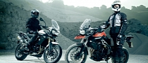 2013 Triumph Tiger 800, Agility Defined