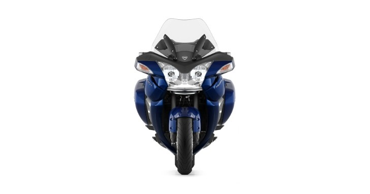 2013 Triumph Trophy 1200 Officially Revealed [Photo Gallery]