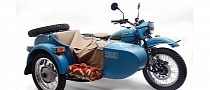 2013 Ural Gaucho Rambler Limited Edition Price Annouced, Only 50 Units for the US [Photo Gallery]