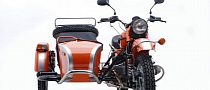2013 Ural Patrol, for the Vintage Sidecar Lovers [Photo Gallery]