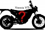 2013 Vectrix VT-1 Electric Motorcycle Teased