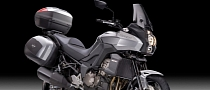 2013 Kawasaki Versys 1000 Grand Tourer Shows Nifty Accessories [Photo Gallery]