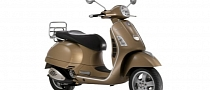 2013 Vespa GTS 300 ie, Classic Looks with Modern Specs