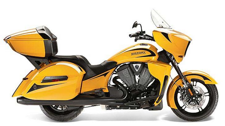 2013 Victory Cross Country Tour Limited Edition by Cory Ness [Photo Gallery]