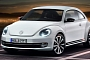 2013 Volkswagen Beetle TDI Debut Set for Chicago Auto Show