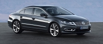 2013 Volkswagen CC Drops the Passat Name and the 3.6L V6