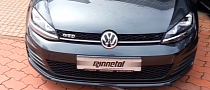 2013 Volkswagen Golf 7 GTD Walkaround and Acceleration [Video]