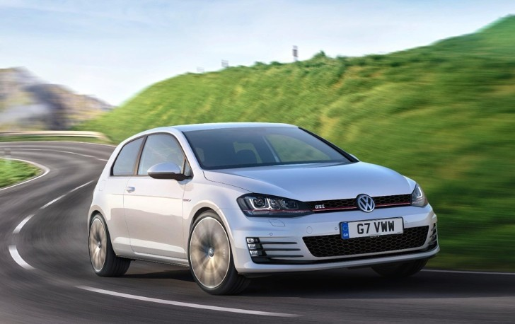 2013 Volkswagen Golf GTI UK Pricing Released