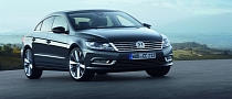 2013 Volkswagen Passat CC Facelift Unveiled [Photo Gallery]
