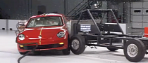 2013 VW Beetle Named IIHS Top Safety Pick [Video]