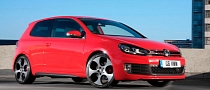 2013 VW Golf GTI Will Have 260 Horsepower