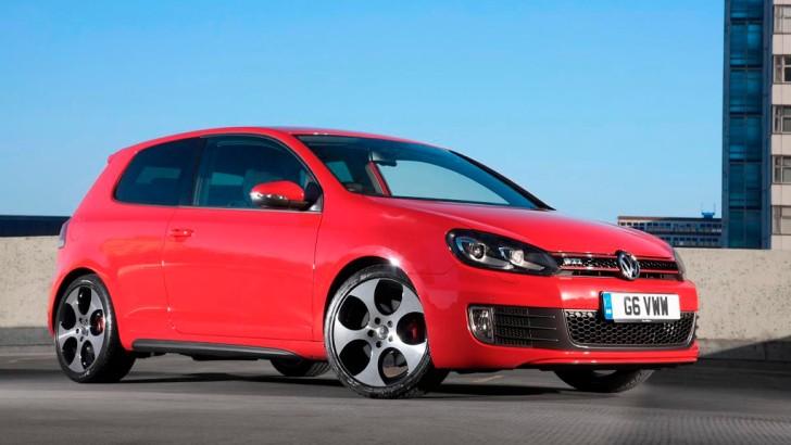 2013 vw golf gti will have 260 horsepower autoevolution. Black Bedroom Furniture Sets. Home Design Ideas