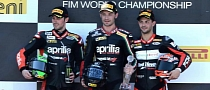 2013 WSBK: Aprilia Dominates the Phillip Island Races