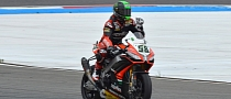 2013 WSBK: Laverty Wins Race 2, Guintoli still Leading Pretty Comfortably