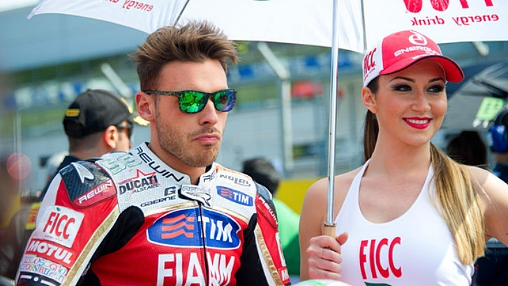 2013 WSBK: Niccolo Canepa Replaces Carlos Checa at Laguna Seca