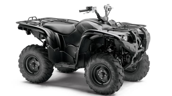 2013 Yamaha Grizzly 700 FI Auto. 4x4 EPS Special Edition [Photo Gallery]