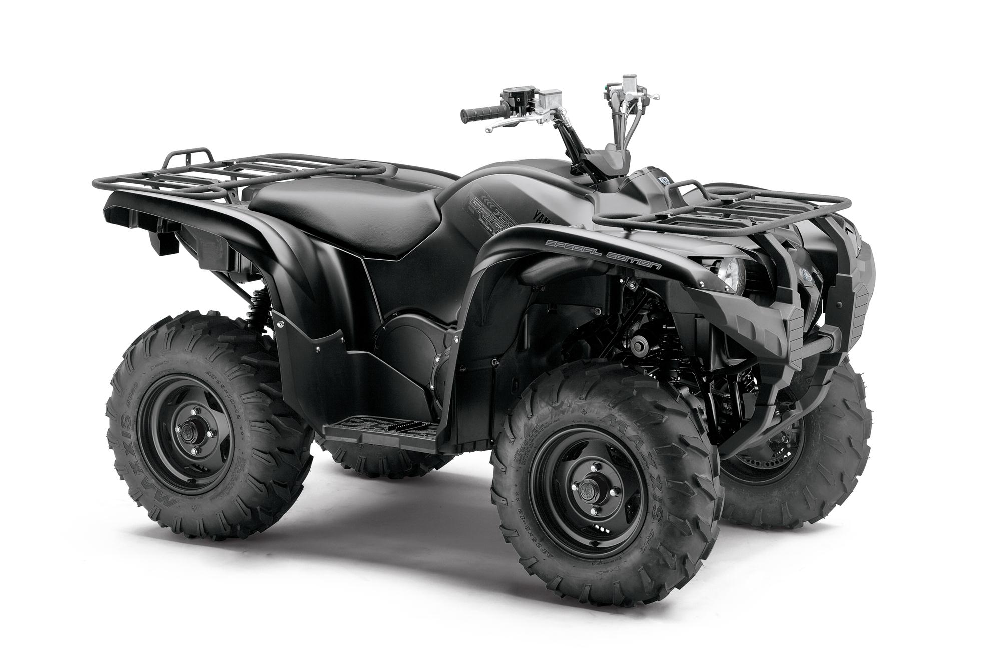 2013 yamaha grizzly 700 fi auto 4x4 eps special edition autoevolution