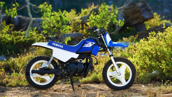 2013 Yamaha PW50, the Small Bike for Young Champs [Photo Gallery]