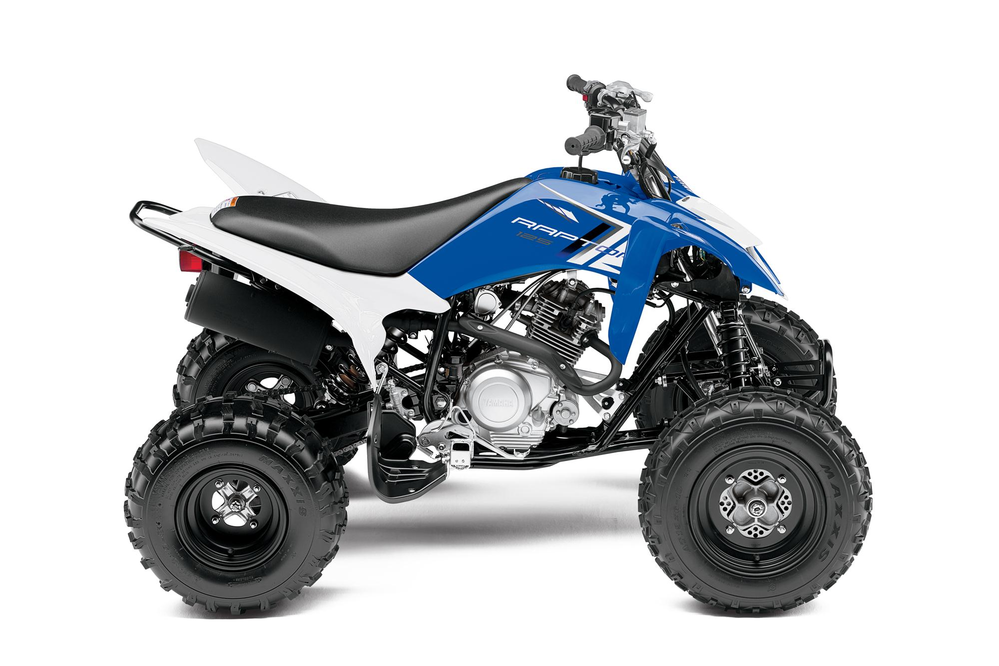 2013 yamaha raptor 125 the entry level sport atv autoevolution. Black Bedroom Furniture Sets. Home Design Ideas