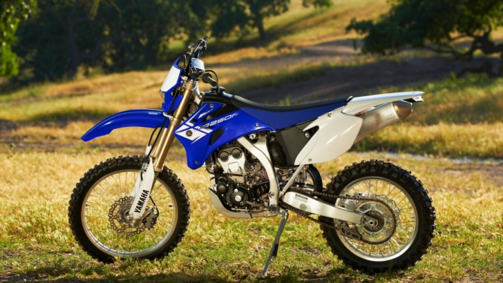 2013 Yamaha Wr250f The Fun Off Road Bike With Racing Attitude